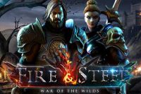 Fire and Steel Review Logo